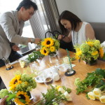 Lunch&Flower Lesson