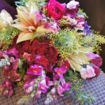 Bouquet 男性へ お誕生日プレゼント