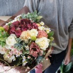 Bouquet 結婚記念日の御祝い