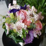 Arrangement 奥様へ 結婚記念日祝い