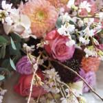 Bouquet  女性へ送別用のブーケ